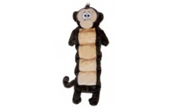 Outward Hound Invincibles Squeaker Palz Monkey X-Large