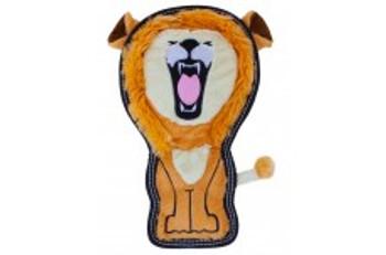 Outward Hound Invincibles Tuff Seamz Lion Medium