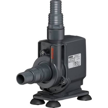 """Eheim CompactON pumps are made to save space while providing high flow.  Each pump is made with quality materials making them very efficient and super quiet.  1320 GPH Max Flow 11.8 FT Max Head Height Electronic Control Submersible or External Use Su"""""""