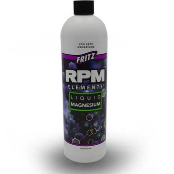 Fritz RPM Elements contain the essential building-blocks of reef keeping. Developed to easily adjust   maintain proper parameters, promoting healthier coral, coralline algae and invertebrates. It is impossible to maintain a healthy, vibrant reef aquarium