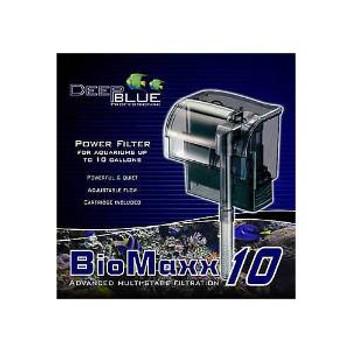 Deep Blue Biomaxx 55 Gal Power Filter-91673