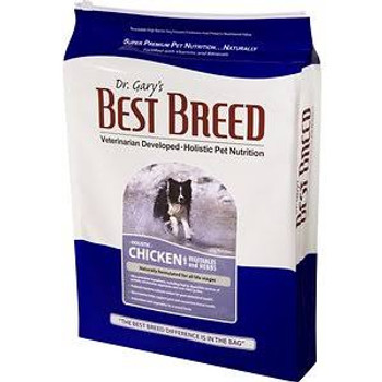 Best Breed Chicken With Vegetables & Herbs Formula Offers A Holistic Blend Of Chicken And Duck, Whole Grains And Vegetables. This Formula Will Benefit Dogs Of All Sizes And Life Stages (puppy Through Senior).