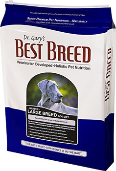 Best Breed Large Breed Formula Holistically Promotes The Health And Happiness Of All Large Breed Dogs. The Formulas Synergistic Blend Of Soluble And Insoluble Fiber Does An Excellent Job Of Keeping Large Breed Dogs Sensitive Digestive System Activ