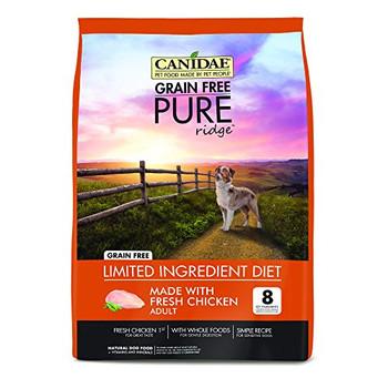 Cndae Pure Ridge Gf Ckn Dog 12#