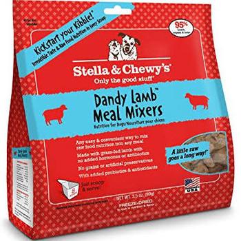 Raw, Grass-fed Lamb95% Lamb, Nutrient-rich Organs & Boneorganic Fruits & Vegetablesfortified With Added Vitamins & Mineralsenhanced With Probiotics & Antioxidantsno Added Hormones Or Antibiotics&