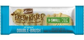 <p>Close Cuddles And Sweet Smooches With Your Best Dog Ever Just Got Better With New Merrick Fresh Kisses, An Innovative Natural Dental Treat Designed Not Only To Clean Dogs Teeth, But To Freshen Breath At The Same Time. While Many Dental Treats Effectiv</p>