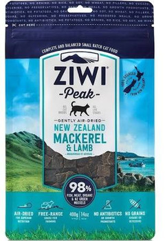 """Simple and pure, just like the Ziwi love for cats, this recipe gives your pal the best of New Zealand.  Using a gentle twin-stage air-drying process, they naturally preserve all the ingredients, which also eliminates pathogenic bacteria.  And because"""""""