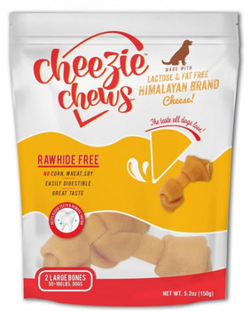 100% Rawhide Free Chew Made From Himalayan Yak Cheese