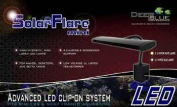 Deep Blue Solarflare Mini Led Light-103061