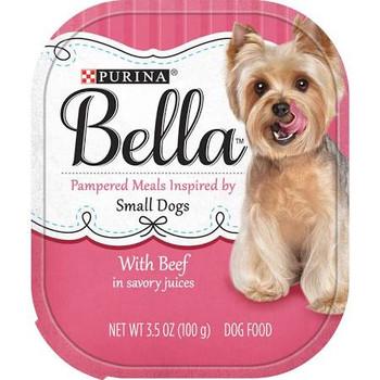 Bella Bf In Juice Dog 12/3.5z