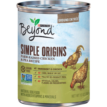 Beyond Grain Free Chicken and Pea Dog 12/12.5z {L-1} C= 178356