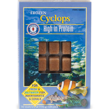 All natural single ingredient diet for reef tanks. Simultaneously feed the fish, corals and invertebrates in your reef aquarium. Stimulates appetite, promotes proper growth, resistance to stress and a long healthy life. Recommended for all reef Aquariums, corals, feather dusters, flame scallops, shrimp, anemones, damsels, clownfish, anthias, gobies