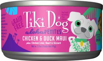 Tiki Dog Aloha Ckn/dck 24/3.5z {L+1} C= 759191