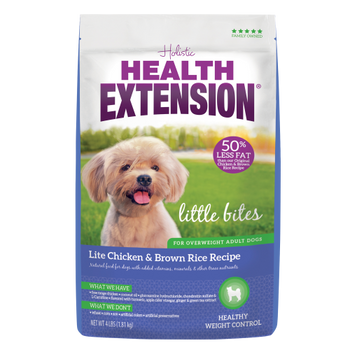 The result of over 30 years of nutritional know-how, this terrifically tasty recipe is formulated especially, to meet the needs of overweight, spayed, neutered or senior dogs. It contains 50% less fat than our Original Chicken   Brown Rice formula, yet yo