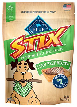 Stealing A Steak Off The Grill May Be One Of Your Dogs Favorite Daydreams.blue Stix Lean Beef Treats Reward Him With The Mouthwatering Taste Of Real Beef In A Pepperoni-style Treat Thats Sure To Get His Tail Wagging!&
