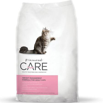 A Few Extra Pounds On Your Cat May Not Seem Like A Cause For Concern. But Too Much Weight Can Be Bad For Her Health. The Good News Is Diamond Care Weight Management Formula For Adult Cats Can Help Address Your Cats Weight Issue Without Leaving Her Fee