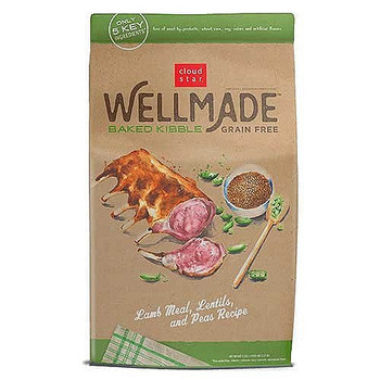 Ingredients: Lamb Meal, Lentils, Peas, Tapioca, Canola Oil (preserved With Mixed Tocopherols And Citric Acid), Beet Pulp, Flaxseed, Natural Flavor, Potassium Chloride, Sea Salt, Choline Chloride, Zinc Proteinate, Iron Proteinate, Vitamin E Supplement, Cop