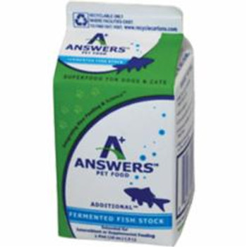 Answers Cat Frozen Additional Fermented Fish 1 Pint