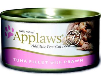 Applaws Cat Tuna - Prawn 2.47oz