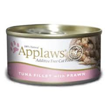 Applaws Cat Tuna - Prawn 5.5oz