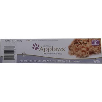 At Applaws, making pet food matters, thats why we pride ourselves on creating cat and dog foods that are 100% natural.  Applaws only sources its ingredients from natural and sustainable resources. We wont scrimp and we wont settle for anything but th&qu