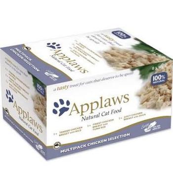 Applaws Cat Chicken 4 Pack Peel Top Dish 2.12oz