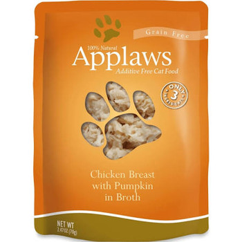 The chicken provides a lean protein source and the pumpkin ensure great nutritional value.  Pumpkin is a powerhouse of nutrition, and can help support good overall health, urinary health, healthy digestion, and a beautiful coat.  This grain-free reci""