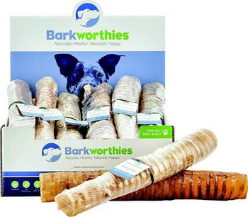 Barkworthies 12in Beef Trachea are all-natur