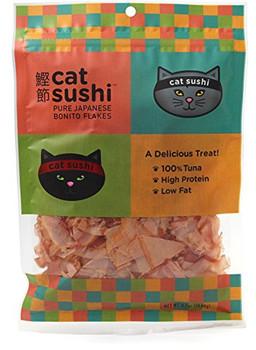 <p>Complete Natural Nutrition Cat Sushi Classic Cut Bonito Flakes 0.7oz</p>