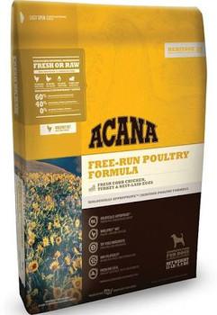 Acana Heritage Free Run Poultry Formula Grain Free Dry Dog Food-25-lb-{L+x}