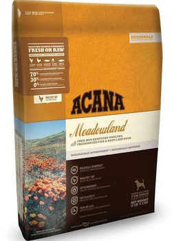 Acana Regionals Meadowland Dry Dog Food 12oz {L-x}
