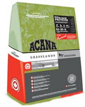 Acana Grasslands Cat new formula .88 lbs As the old saying goes Happy cat happy life!  With bAcana Grasslands for Catsb both your wallet and feline friend will thank you.  Made with the most natural ingredients from the freshest corners of the globe""