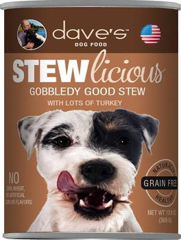 The Recipe Starts With Savory Turkey And Combines Sweet Potatoes, Green Beans, Cranberries, Carrots And Peas To Create A Nutritious Dinner Cooked Just For Your Dog. This Robust Stew Uses Both Turkey And Vegetable Broths For A Naturally Delicious Flavor Wi