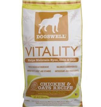 Dogswell Dog Vitality Chicken Oat 22.5lb
