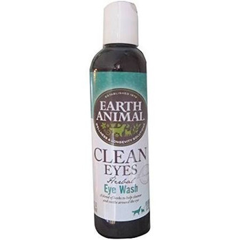 Earth Animal Clean Eyes Herbal Dog - ; Cat Eye Wash Earth Animal Started With A Dog Named Leigh, Who Had Been Crippled By Hip Dysplasia. Earth Animals Organic Herbal Remedies Are Wild Crafted Plant Extracts That Have Been Carefully Selected To Naturally A