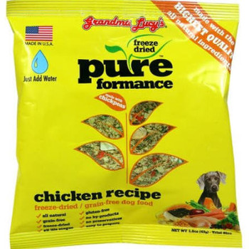 Grandma Lucy's Dog Pure Chicken Trial Size
