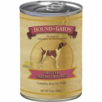 Hound - Gatos Dog Original Paleo Diet 13oz