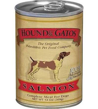 Hound - Gatos Dog Grain Free Salmon - Lamb Liver 13oz
