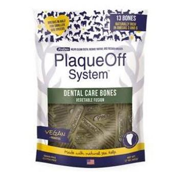 Proden Dog Plaqueoff Dental Bones Vegetable 17oz