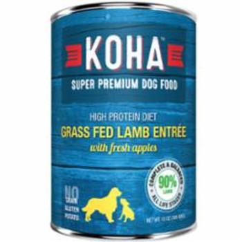 Koha Dog Grain Free Lamb 13.2oz