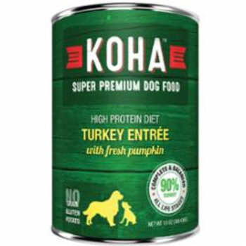 Koha Dog Grain Free Turkey 13.2oz