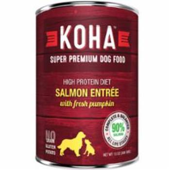 Koha Dog Grain Free Salmon 13.2oz