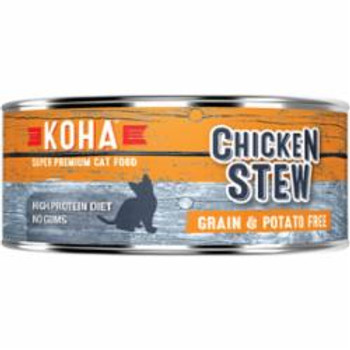 Koha Cat Chicken Stew 5.5oz {L-x} C=24