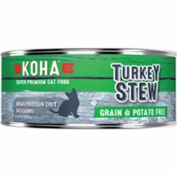 Koha Cat Turkey Stew 5.5oz {L-x} C=24