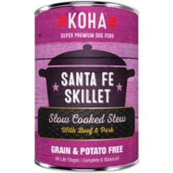 Koha Dog Grain Free Santa Fe Stew 12.7oz