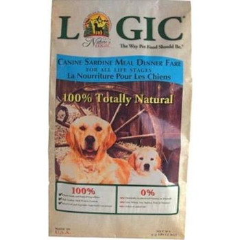 """Natures Logic Natural Sardine Dry Food Natures Logic Natural Sardine Dry Food offers highly palatable and nutrient dense meat based dry food with concentrates of select fruits and vegetables containing no wheat corn rice soy potato or chemically synt"""""""
