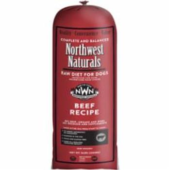 Northwest Naturals Dog Frozen Beef Chub 5lb