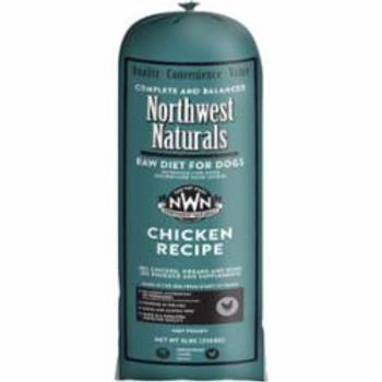 Northwest Naturals Dog Frozen Chicken Chub 5lb