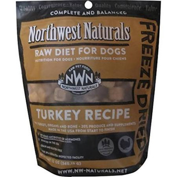 """Northwest Naturals Freeze Dried Nuggets are formulated to meet the nutritional levels established by AAFCO Dog Food Nutrient Profiles for All Life Stages.  Northwest Naturals Freeze Dried Nuggets are the same healthy formulas as our Raw Frozen Diets,"""""""