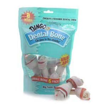 Dingo Dental Bone Value Small 6 Pk.